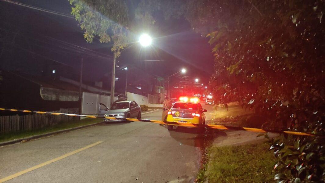 Por não aceitar o fim do relacionamento, homem mata ex-mulher, em Curitiba