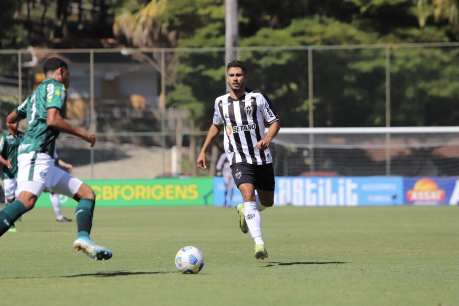 Coritiba vence o Galo e avança para a semifinal da Copa do Brasil Sub-20 pela primeira vez