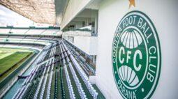 CBF confirma alterações em jogos do Coritiba na Copa do Brasil e Brasileirão
