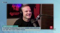 """Rubinho Barrichello fala sobre não gostar de ser tratado como """"piada"""""""