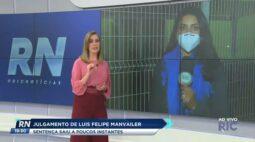 Luis Felipe Manvailer é condenado em julgamento pela morte de Tatiane