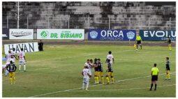 FC Cascavel empata com Rio Branco e mantém invencibilidade no Paranaense