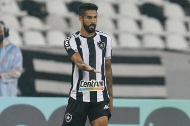 Jonathan, do Botafogo, deve voltar para a finalíssima da Taça Rio