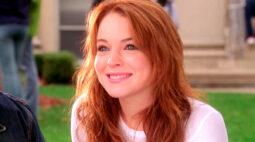 Lindsay Lohan retorna em comédia romântica na Netflix