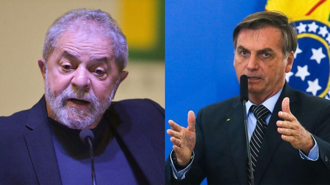 Lula lidera preferência dos brasileiros e venceria Bolsonaro no segundo turno