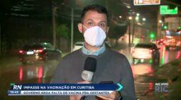Governo nega falta de vacina para gestantes em Curitiba