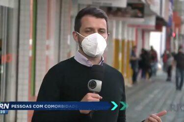 Pessoas com comorbidades: Curitiba define critérios para imunização