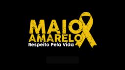 Campanha do movimento Maio Amarelo em 2021 propõe respeito e responsabilidade no trânsito