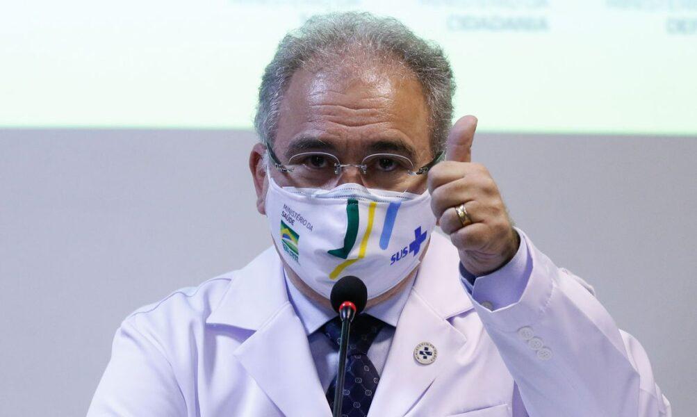 Brasil vai assinar acordo para produzir ativo das vacinas contra covid-19, diz Queiroga