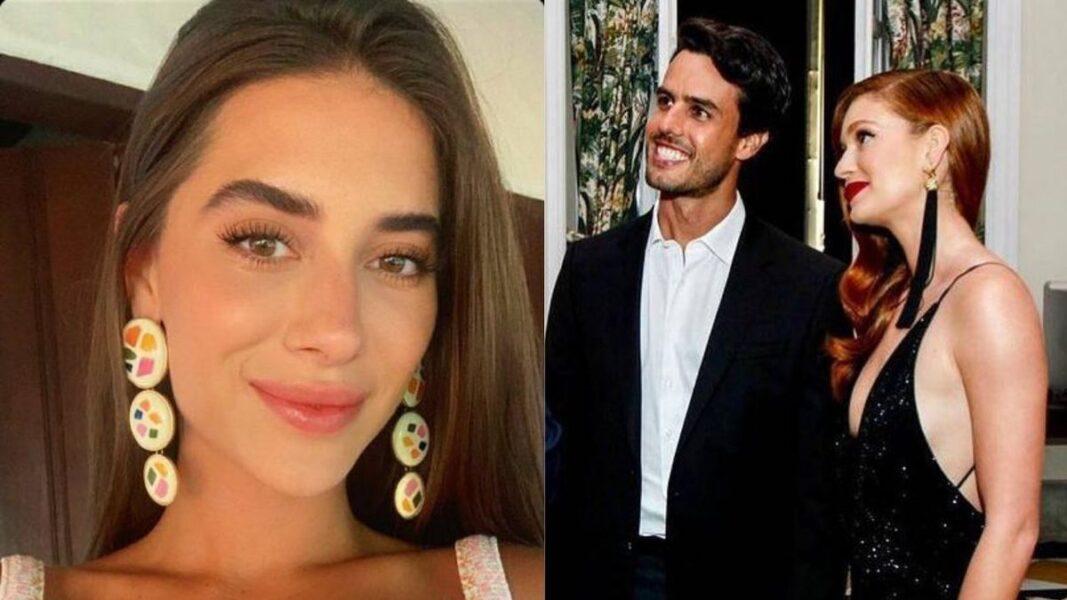 Ex de Marina Ruy Barbosa está namorando uma paranaense que também se chama Marina