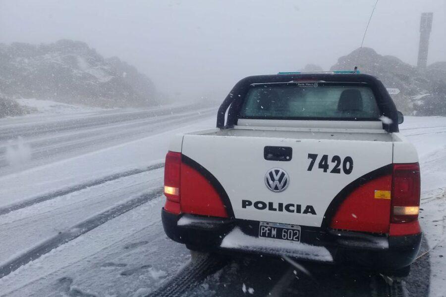 Forte massa de ar polar traz frio ao Brasil com previsão de até -7°C; nevou na Argentina