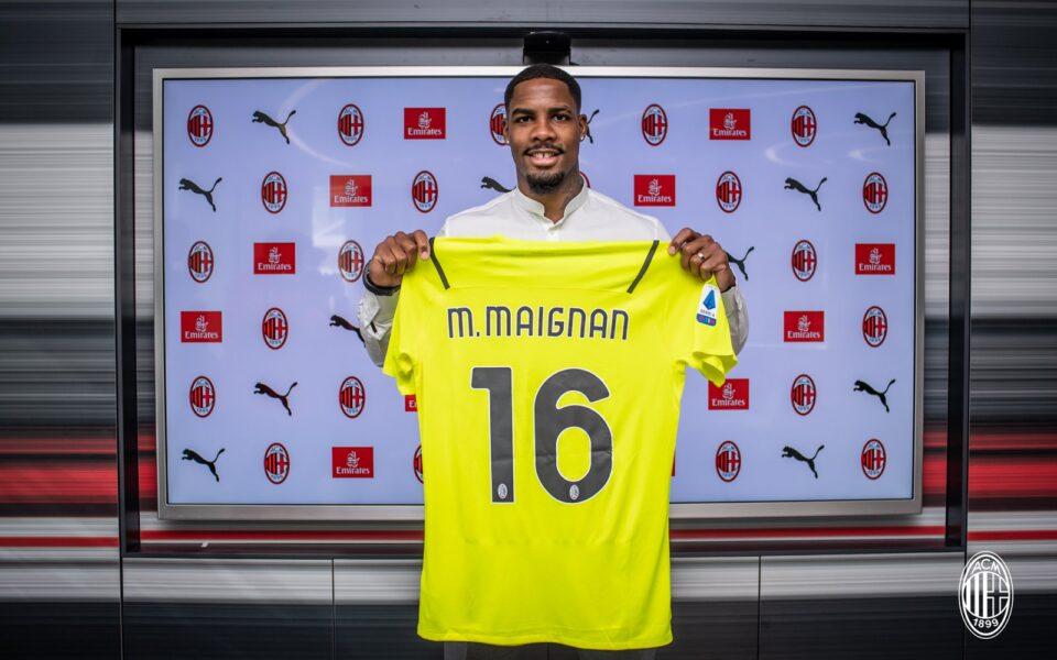 Milan anuncia a contração de goleiro campeão francês pelo Lille