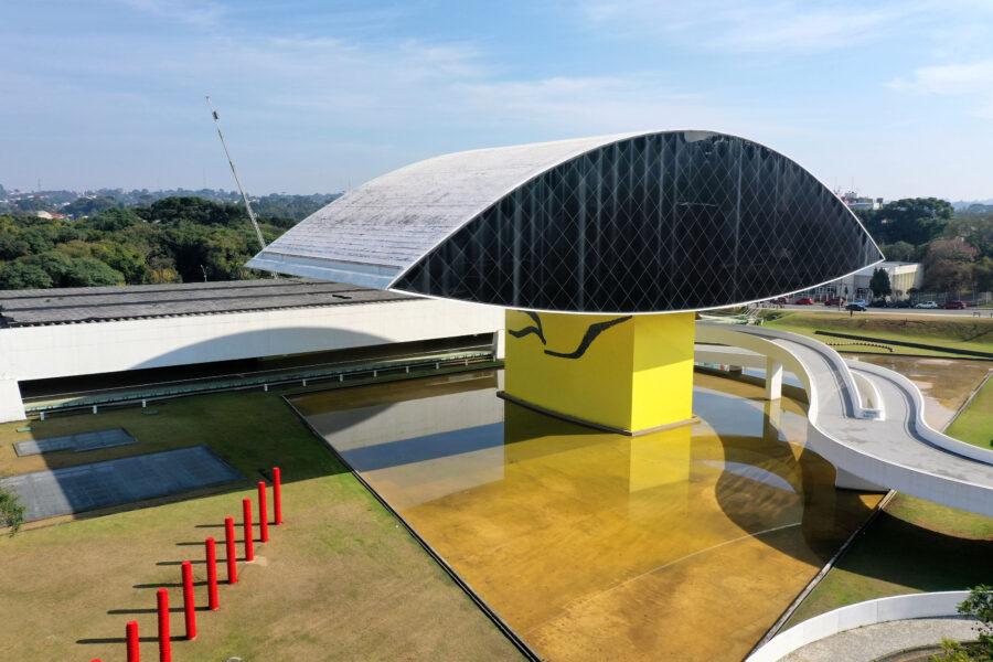 Museus em Curitiba fecham as portas em cumprimento ao novo decreto