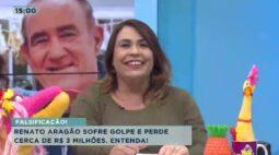 Renato Aragão sofre golpe e perde cerca de r$ 3 milhões