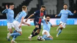 """Neymar lamenta eliminação do PSG e ressalta: """"demos o nosso melhor"""""""