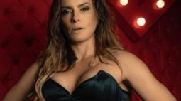 Modelo Núbia Óliiver é investigada por envolvimento com esquema de tráfico de mulheres