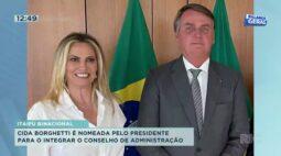 Cida Borghetti é nomeada pelo presidente Bolsonaro para o conselho administrativo da Itaipu