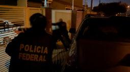 Suspeitos por tráfico internacional de drogas são presos pela PF, em Londrina