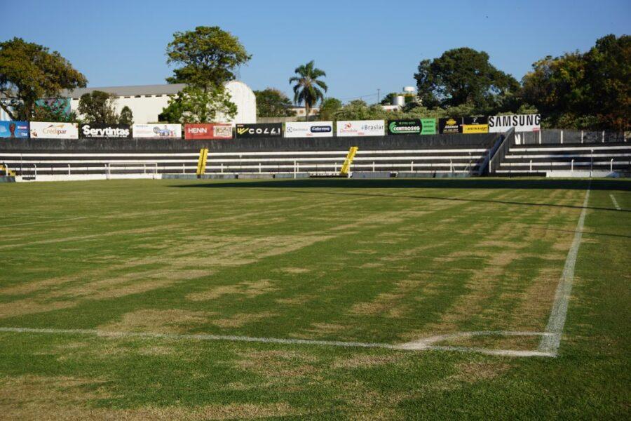 Operário mandará partida contra o Guarani, pela segunda rodada da Série B, no Couto Pereira