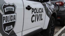 Ossada é encontrada dentro de poço e crime pode ter relação com morte de homem, em Curitiba
