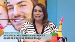 Paulo Gustavo morre por conta da covid-19 e comove todo o Brasil
