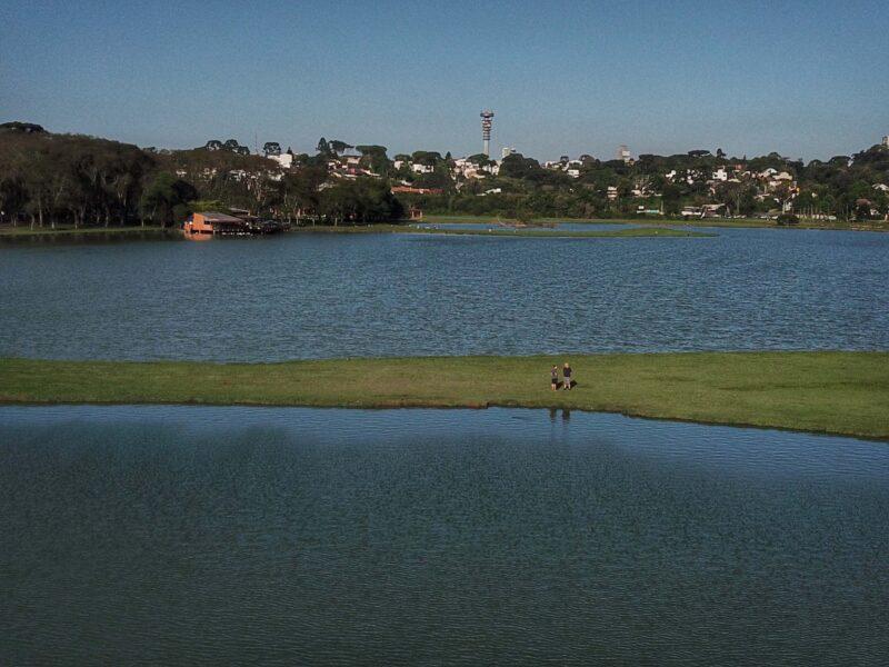 Vereador sugere mudar nome do Parque Barigui para Parque Jaime Lerner