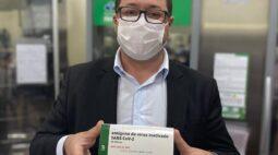 Prefeito da Lapa, Diego Ribas está internado com covid-19