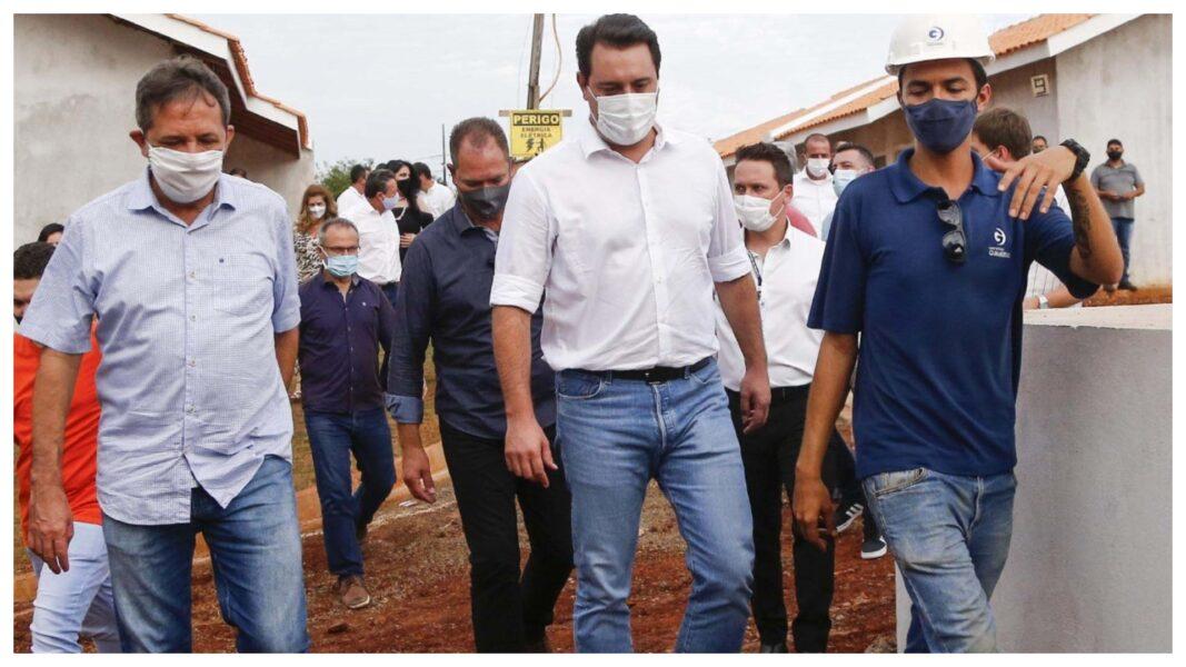 Ratinho Junior anuncia obras importantes para Foz do Iguaçu