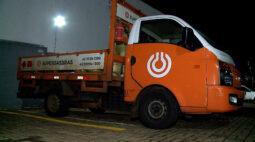 Ladrões fazem pedido falso para roubar botijões de gás, em Londrina