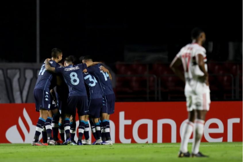 Nas oitavas da Libertadores, São Paulo reencontra Racing-ARG; Palmeiras enfrenta Universidad Católica-CHI