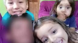 Três crianças morrem em incêndio enquanto dormiam