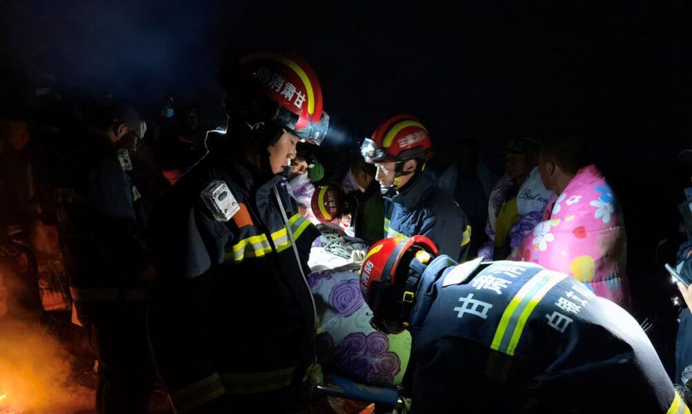 Sobrevivente de ultramaratona chinesa foi salvo por um pastor após duas horas inconsciente