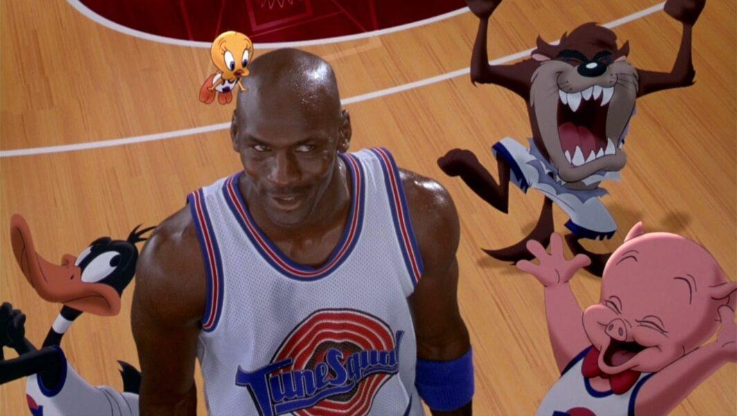 Michael Jordan aparecerá em Space Jam 2