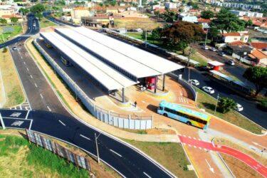 Terminal Milton Gavetti, de Londrina, inaugura nova estrutura