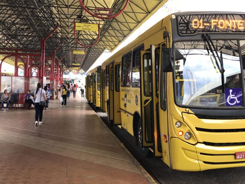 Tarifa do transporte coletivo sobe para R$ 3,75 em Guarapuava