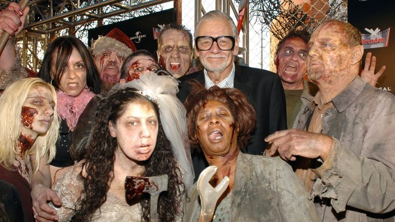 Último roteiro de George Romero, Twilight of the Dead se tornará filme