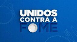 """RIC, Massa e Band juntam forças para a Campanha """"Unidos Contra a Fome"""""""