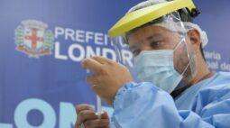 Pessoas de 45 anos ou mais já podem se cadastrar para vacinação em Londrina