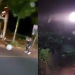 Polícia investiga vandalismo emparque de Jaboti, nos Campos Gerais