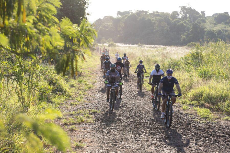 Itaipu by Bike abre novas vagas para quem quer explorar a usina sobre duas rodas