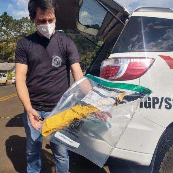 Suspeito de atacar creche em Saudades (SC) é identificado