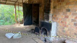 Homem é dopado e queimado vivo em forno pela esposa
