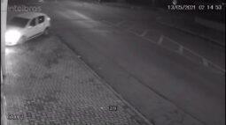 Condutor invade igreja com veículo e é preso por embriaguez, em Cascavel