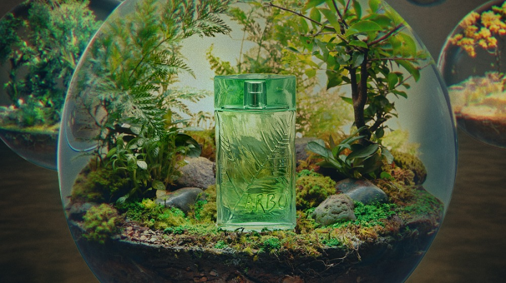 Arbo Botanic, do Boticário, leva a natureza para dentro de casa