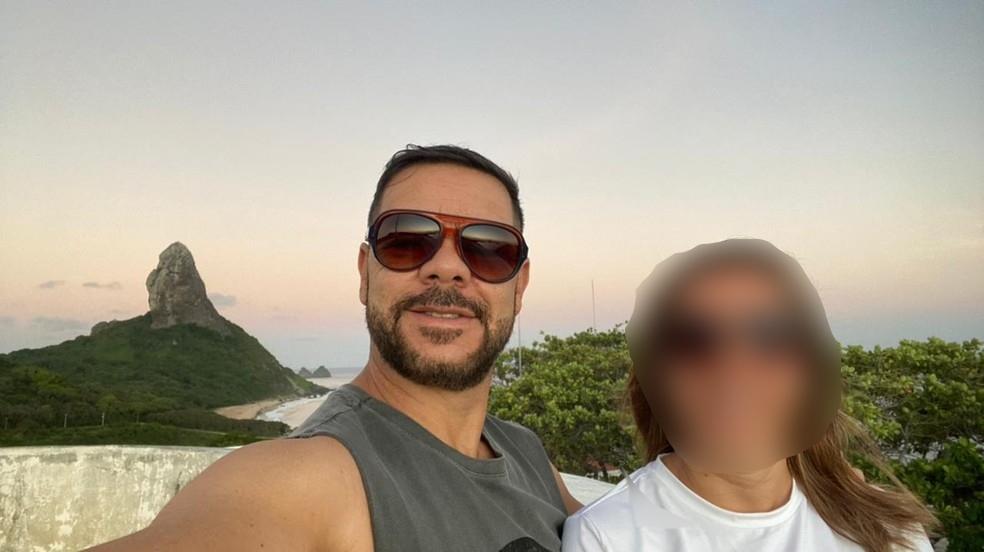 Homem morre afogado em viagem de 30 anos de casados para Noronha