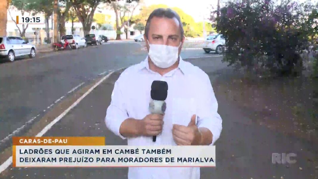 Cidade Alerta Maringá Ao Vivo   07/05/2021