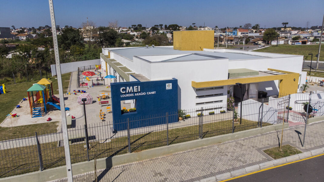 Escolas e CMEIs de Curitiba retornam em formato híbrido no segundo semestre