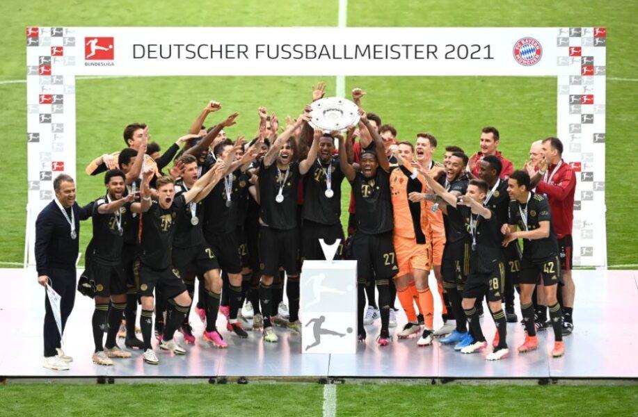 Campeonato Alemão divulga calendário de jogos da temporada 2021/22