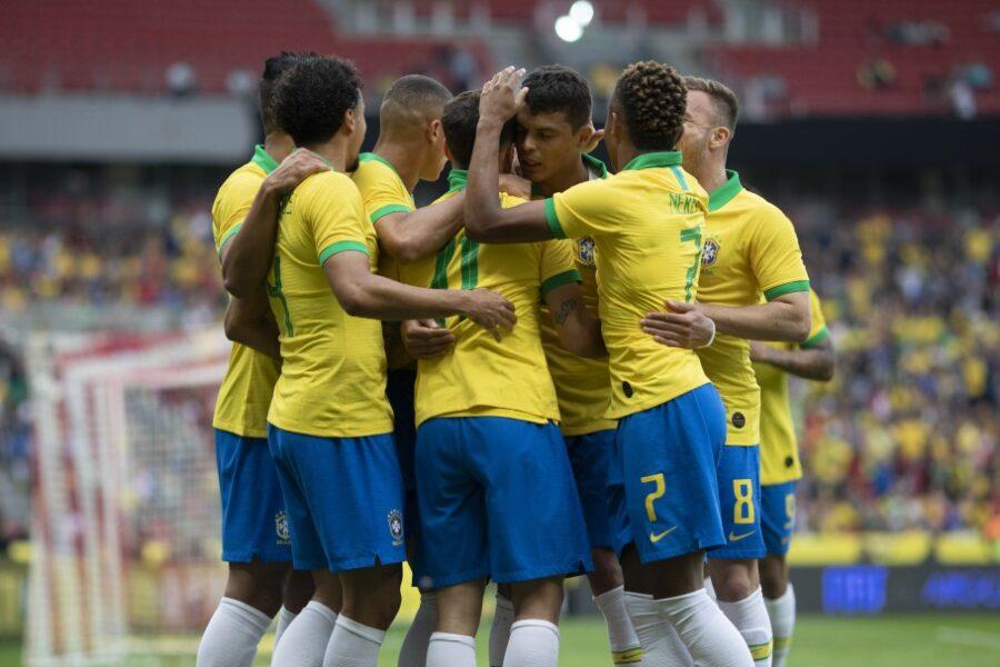 Elenco da Seleção Brasileira resolve disputar Copa América