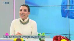 Saiba quem é o novo affair de Eduardo Costa